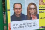 Messina Denaro-Drag queen, poster anche a Palermo - Foto