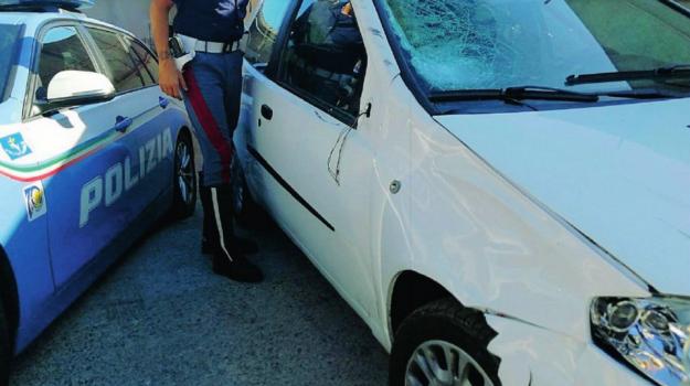 braccio tranciato in autostrada, Messina, Cronaca