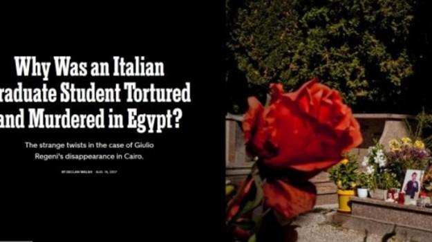 omicidio regeni, servizi segreti, Barack Obama, Giulio Regeni, Matteo Renzi, Sicilia, Mondo