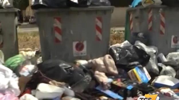 Discarica piena, nuova emergenza rifiuti a Trapani