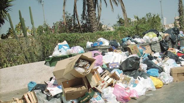 Mazara invasa dai rifiuti, Trapani, Cronaca