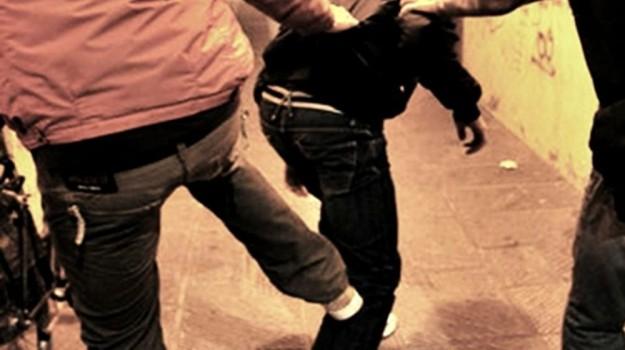lite, poliziotto ferito, Hasan Hazarim, Catania, Cronaca