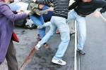 Raid in via Principe di Paternò, uomo picchiato da 3 persone per rubargli il portafogli