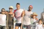Il sale come si raccoglieva una volta a Trapani, l'oro bianco affascina i turisti