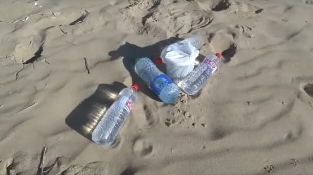 sbarco spiaggia siculiana, Agrigento, Cronaca