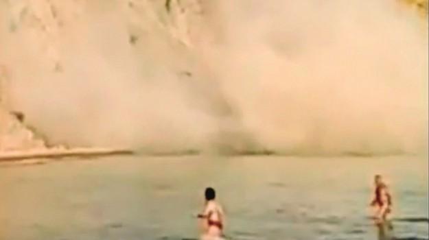Spiaggia del Caos, Agrigento, Cronaca