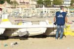 Un'altra violenza sessuale sulla spiaggia di Rimini, arrestato un marocchino