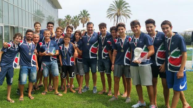 pallanuoto under 15, telimar, Palermo, Sport