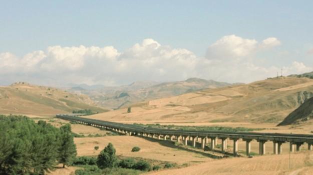anas, autostrada palermo catania, viadotto Morello, Sicilia, Cronaca