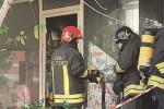 Un incendio distrugge un negozio di giocattoli a Milazzo