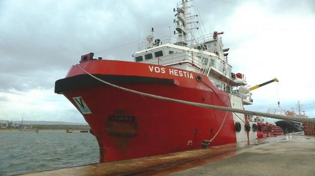 Ong, perquisizioni su una nave di Save the Children a Catania