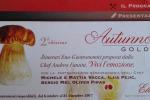 """""""Autunno Goloso"""" sulle colline del Friuli"""