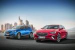 Opel alza il velo su Grandland X, sarà anche ibrida plug-in