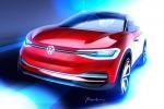 Volkswagen perfeziona concept del primo crossover elettrico