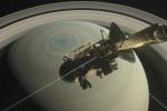 La sonda Cassini pronta al gran finale, con tuffo su Saturno