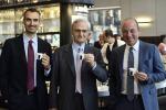 Giuseppe Lavazza, continuiamo a investire anche in Italia