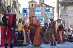 Palio di Asti, oltre mille figuranti in costume medievale