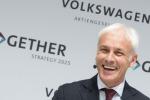 A Francoforte la sfida elettrica della Vw, 20mld entro 2030