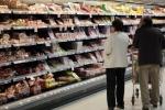 L'etichetta cambierà colore se il cibo è andato a male