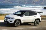 Nuovo suv Jeep Compass protagonista nelle concessionarie