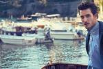 Francesco Carrozzini firma campagna Harmont & Blaine