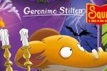 Arrivano i libri in una pagina firmati Geronimo Stilton