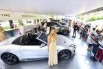 Auto: Salone Parco Valentino, prototipi a Torino Esposizioni