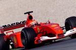 Sotheby's, all'asta la Ferrari che portò Schumacher alla vittoria nel Gp Monaco 2001