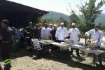 Federcuochi premia 260 chef volontari in mense terremotati