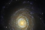 La galassia con la 'corona'