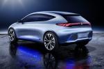 Sportiva ed ecologica ecco EQ A,compatta del futuro Mercedes