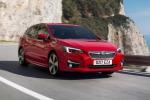 Subaru, nelle concessionarie dal 21 ottobre la nuova Impreza