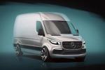 Mercedes svela prossima generazione del commerciale Sprinter