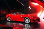 Debutto mondiale della Ferrari Portofino nella celebre 'piazzetta