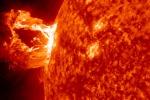 Il Sole 'scalpita' ancora, la seconda eruzione più forte da 11 anni