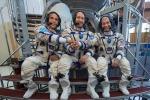 @astro_paolo in attesa dei nuovi compagni di equipaggio