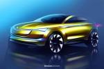 Visione E: tecnologica e autonoma, ecco il futuro per Skoda
