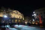 Milano da Oscar, green è glamour