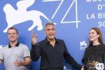 Venezia: Clooney, oggi c'è una nuvola nera sull'America