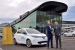 Renault avvia car sharing elettrico a Madrid