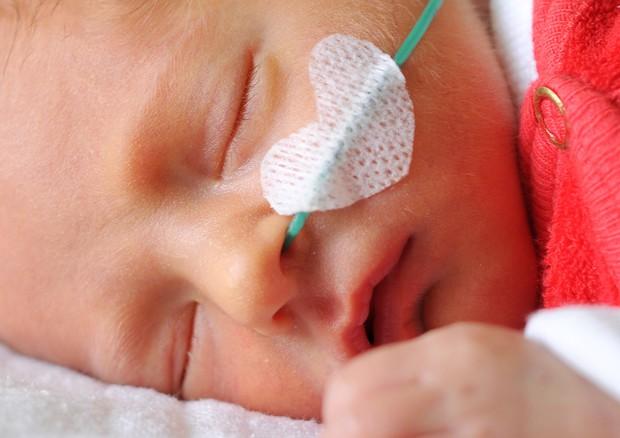 Uno speciale cuscino in softgel regala ai bambini prematuri battiti