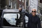 Armani, a Londra nel cuore della cultura global e urban