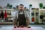 Ricette web dello chef Rubio anche per non vedenti
