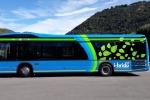 Scania, a Como primo bus ibrido per servizio extraurbano