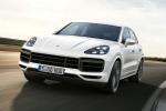 Porsche al vertice del mondo suv con nuovo Cayenne Turbo