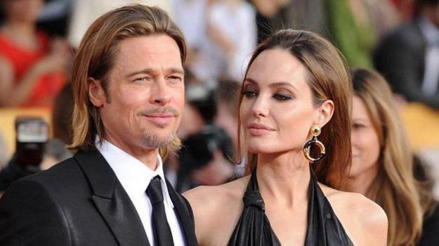 affidamento figli Jolie e Pitt, divorzio Jolie e Pitt, Angelina Jolie, Brad Pitt, Sicilia, Società