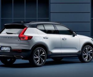 """Volvo lancia a Milano la sua """"suvvina"""" premium XC40"""