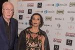 Venezia: a Michael Caine premio Mimmo Rotella