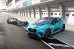 A Francoforte Jaguar presenta I-Pace da corsa per eTrophy