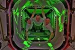Tornata a Terra AstroPeggy, l'astronauta dei record